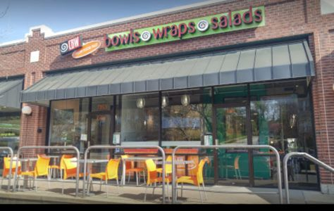 A photo of Crazy Bowls & Wraps, University City