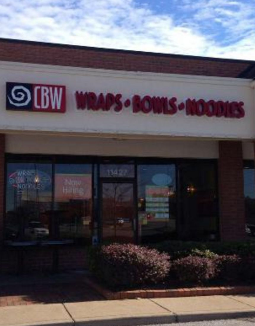 A photo of Crazy Bowls & Wraps, East Olive