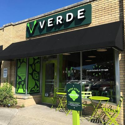 A photo of Verde