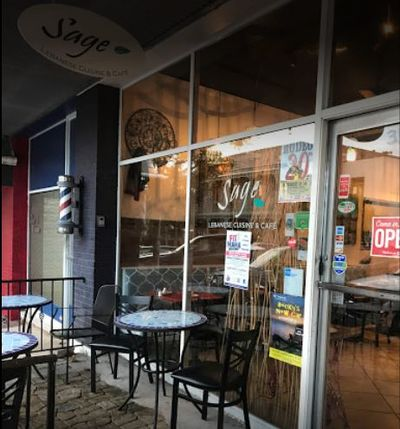 A photo of Sage Lebanese Cuisine & Café