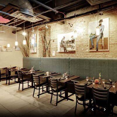 A photo of Bamboozle Cafe
