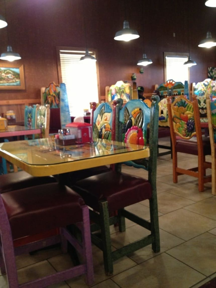 A photo of La Pinata Mexican Restaurant