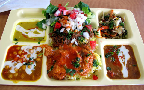 A photo of Ahana's Bombay Grille