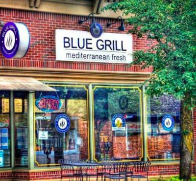 A photo of Blue Grill