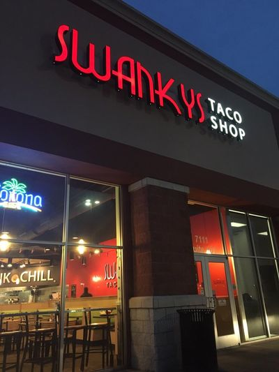 A photo of Swanky's Taco Shop