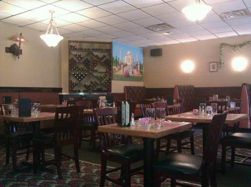 A photo of Bukhara Indian Bistro