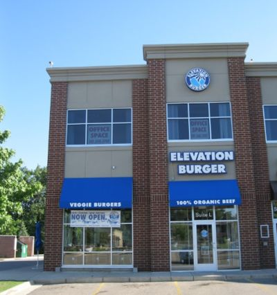 A photo of Elevation Burger, Washtenaw Avenue
