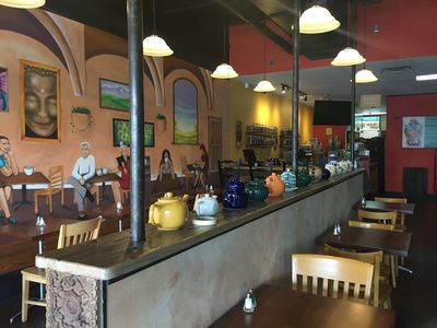 A photo of Annapurna's World Vegetarian Café, Silver Avenue