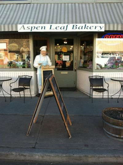 A photo of Aspen Leaf Bakery and Café
