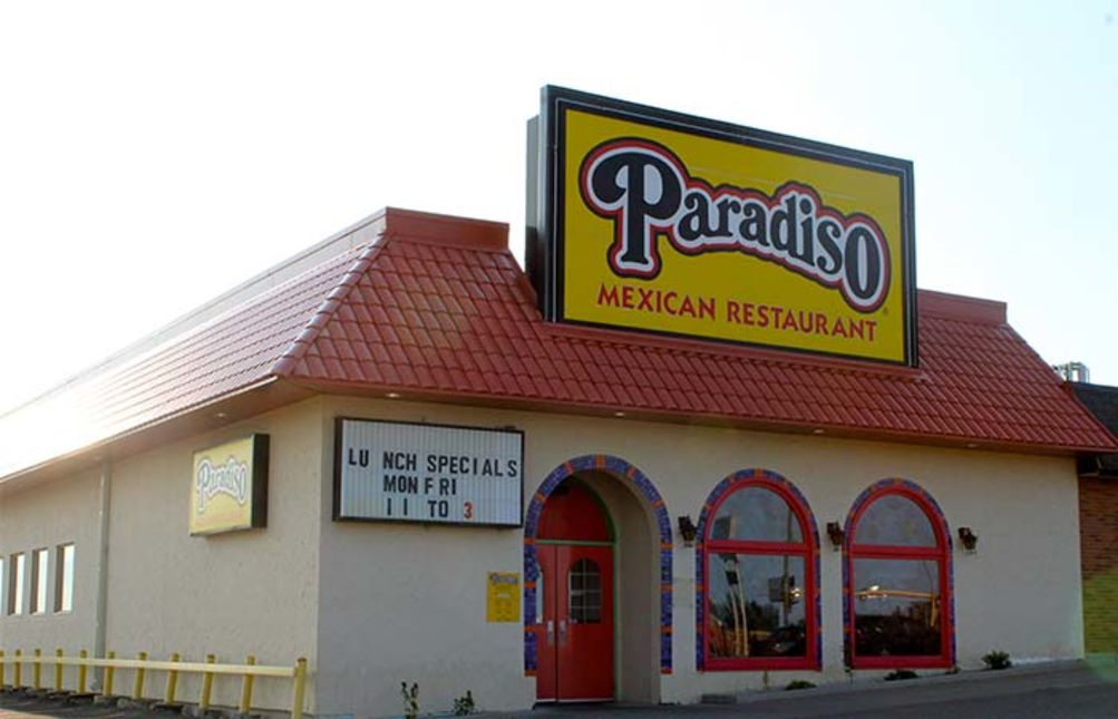 Paradiso Mexican Restaurant