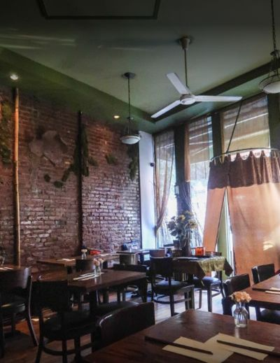 A photo of LuAnne's Wild Ginger, Little Italy