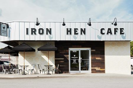 A photo of Iron Hen Café