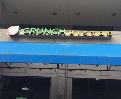A photo of Crunch Bistro