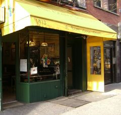 A photo of The Green Bean Café