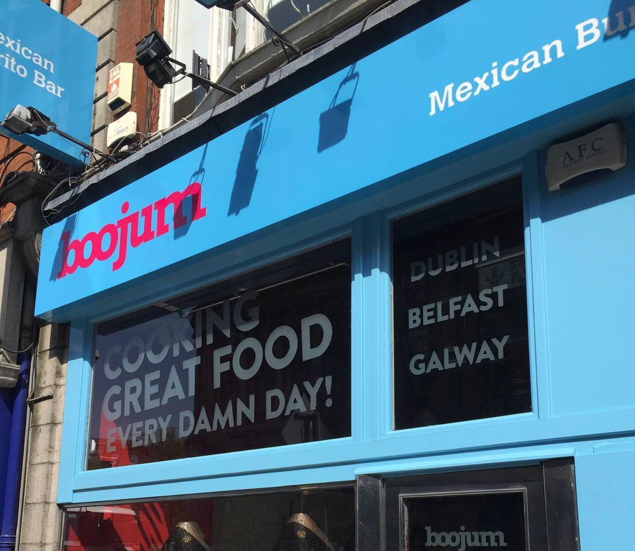 A photo of Boojum, Abbey Street Lower