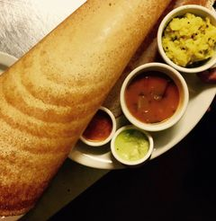 A photo of Paper Dosa