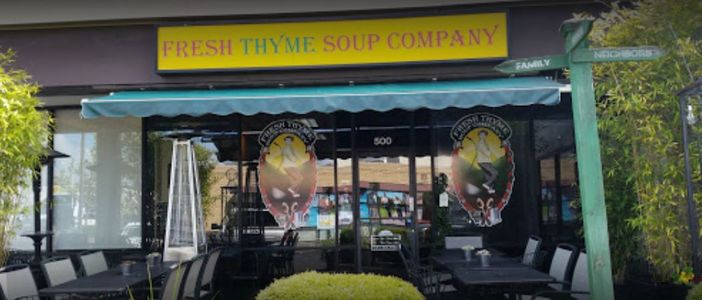 A photo of Fresh Thyme Soup Company