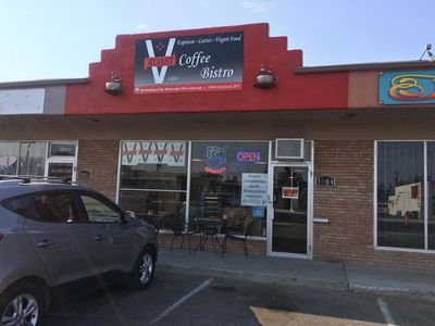 A photo of V Roast Coffee Bistro