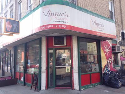 A photo of Vinnie's Pizzeria, Nassau Avenue