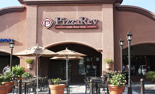A photo of PizzaRev