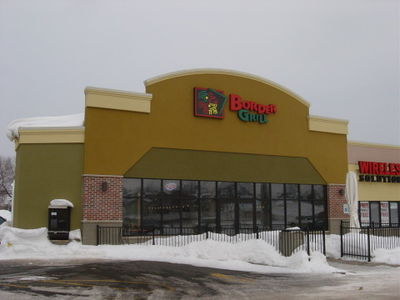 A photo of Border Grill
