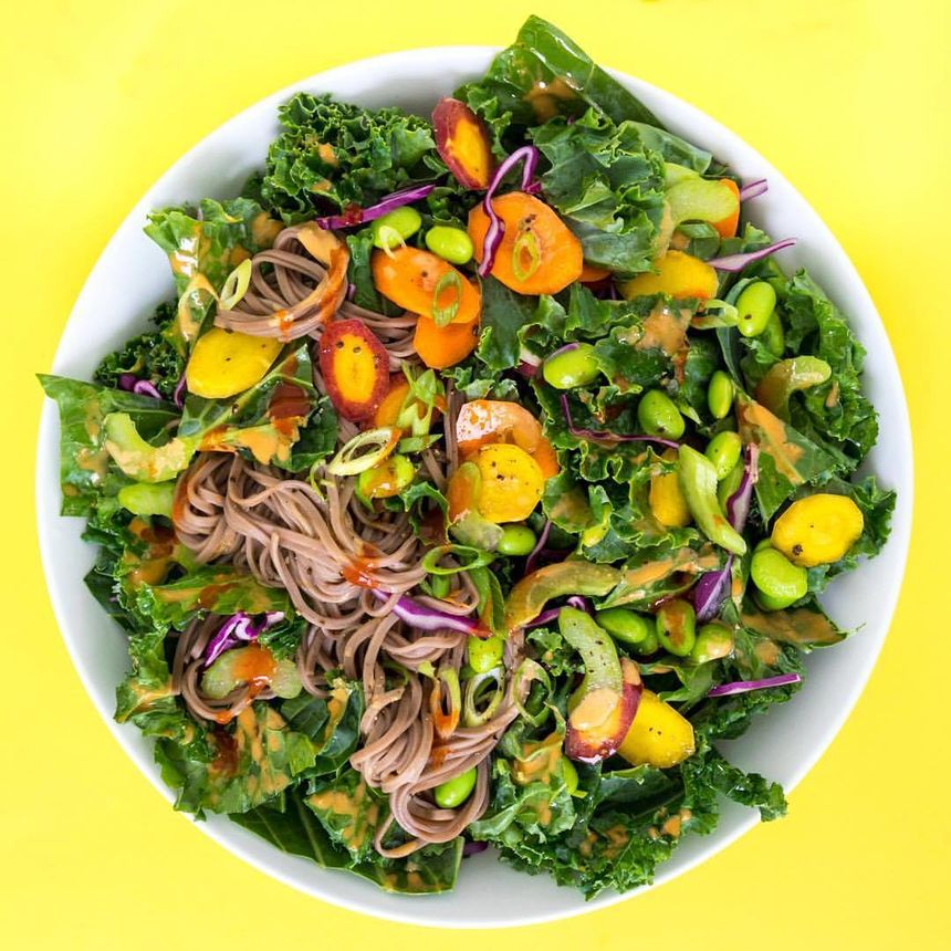 A photo of Chopt Salad