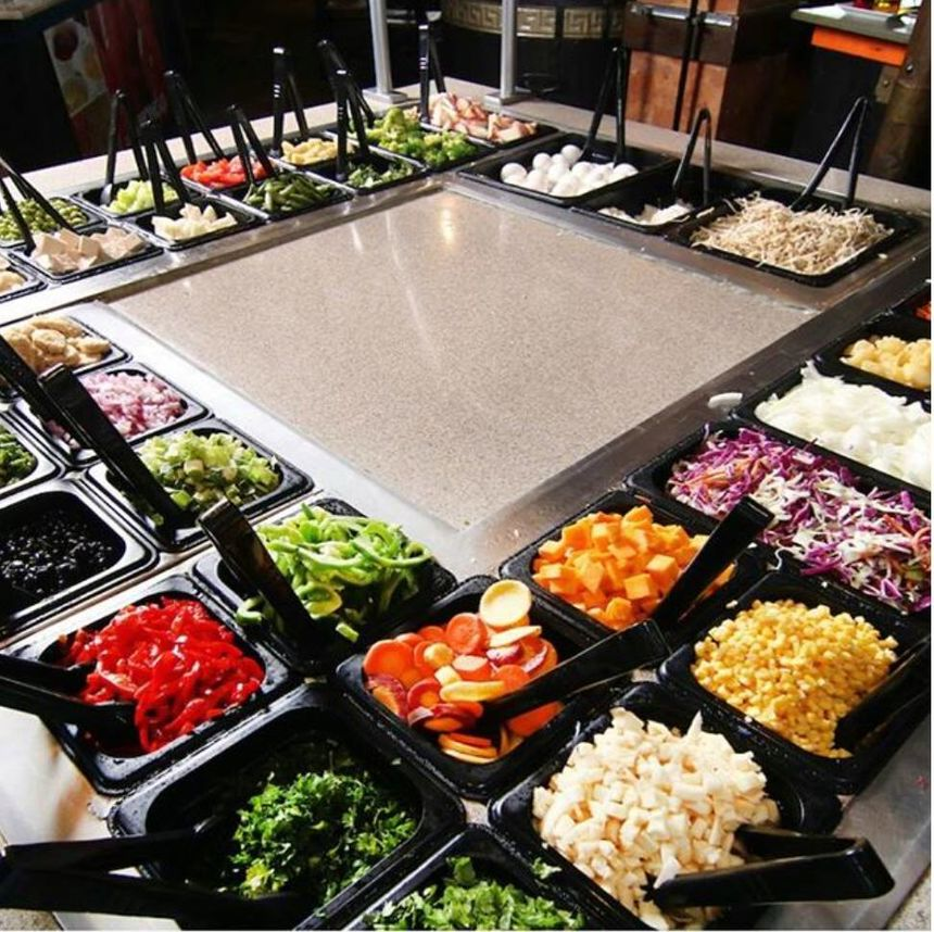 A photo of bd's Mongolian Grill