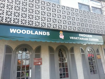 A photo of Woodlands Indian Vegetarian Cuisine
