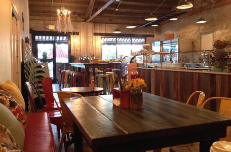 A photo of Good News Juice & Smoothie Cafe