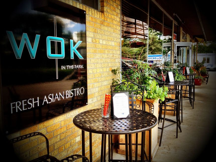 Wok in the Park