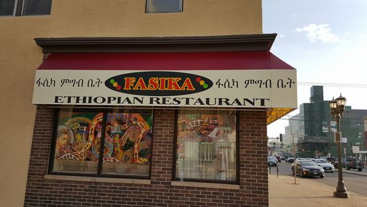 A photo of Fasika Restaurant