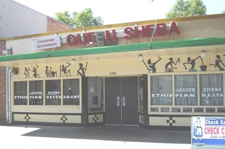 A photo of Queen Sheba Ethiopian Cuisine