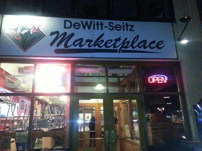 A photo of Dewitt-Seitz Marketplace
