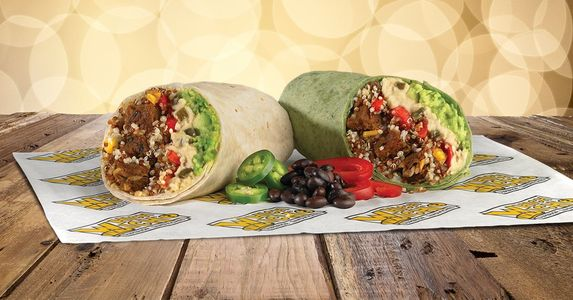 A photo of Which Wich, Arrowhead