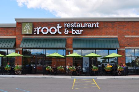 A photo of The Root Restaurant & Bar