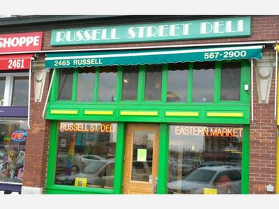 A photo of Russell Street Deli