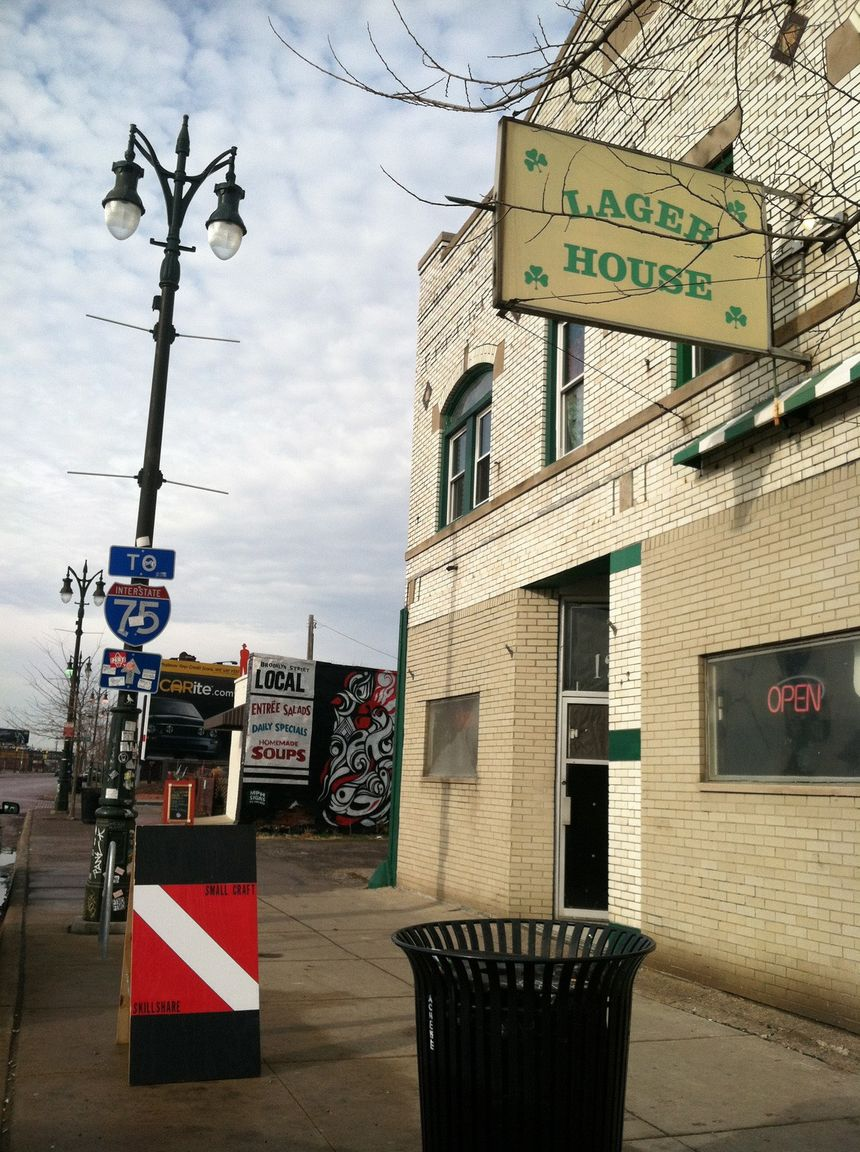 A photo of PJ's Lager House