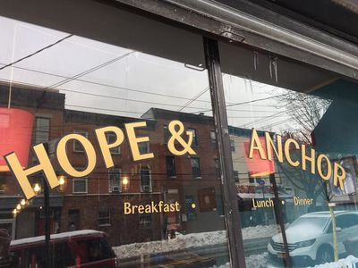 A photo of Hope & Anchor