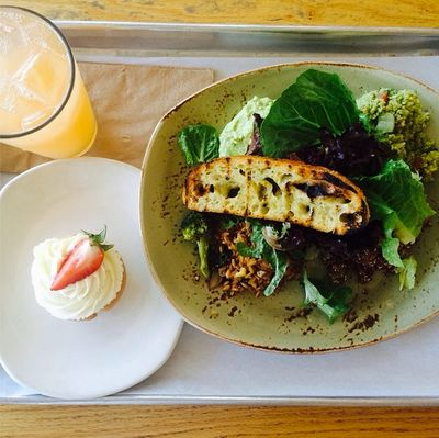 A photo of Tender Greens, Culver City