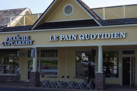 A photo of Le Pain Quotidien, Wildwood