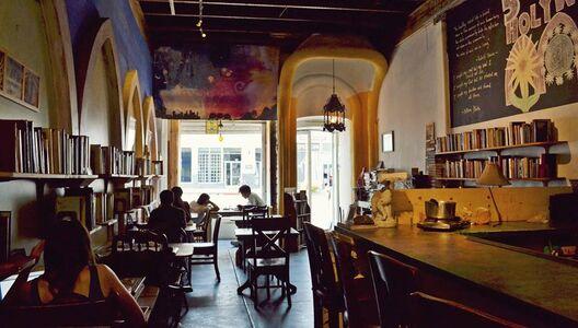 A photo of Elderberries Threefold Cafe