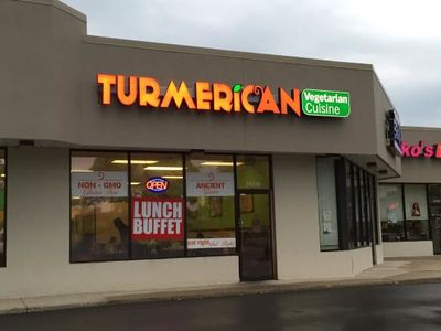A photo of Turmerican Vegetarian Cuisine