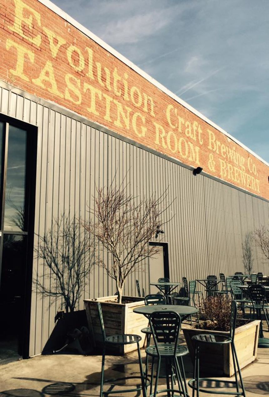Evolution Craft Brewing Company & Public House