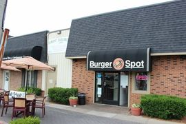 A photo of The Burger Spot