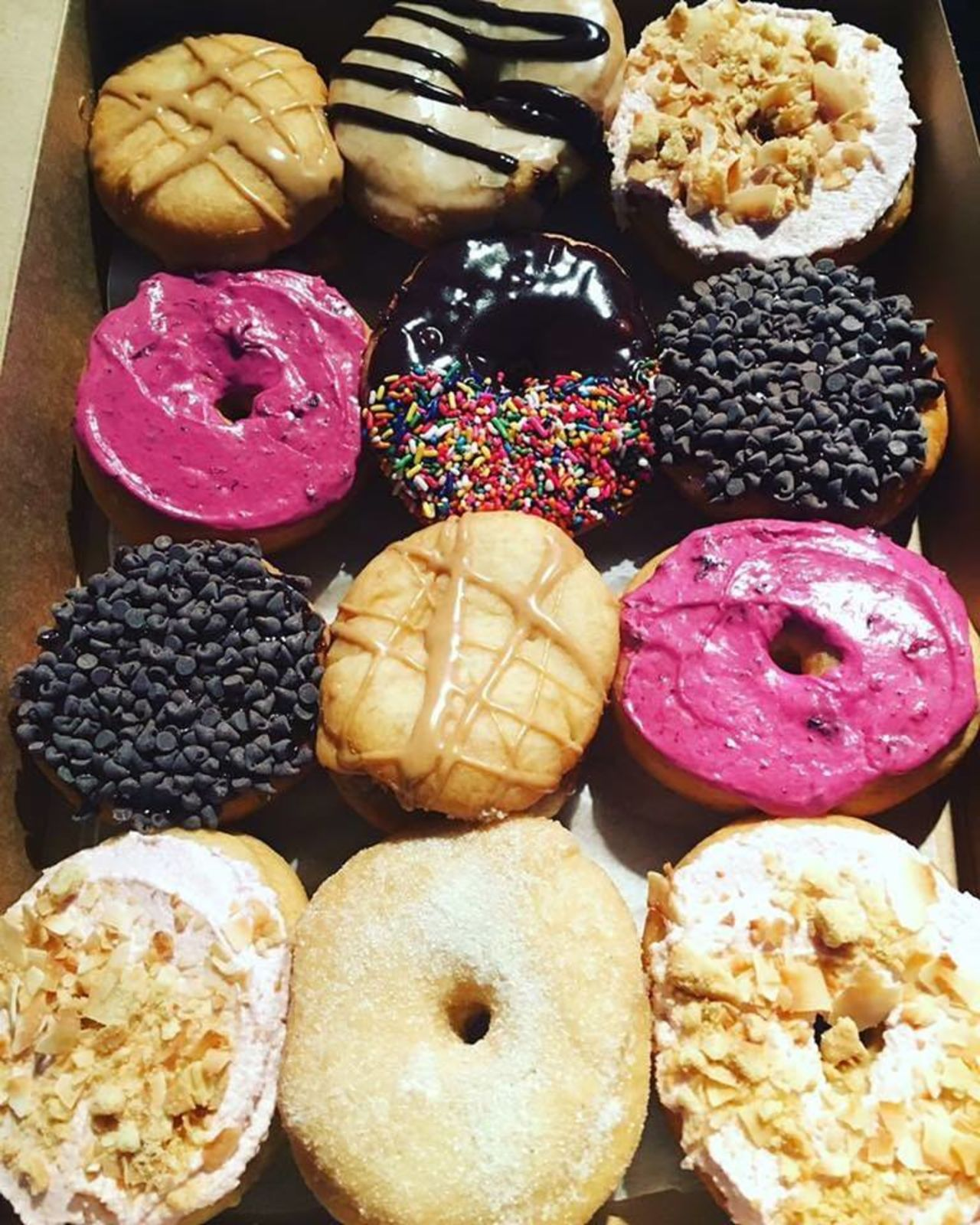 A photo of Glory Doughnuts