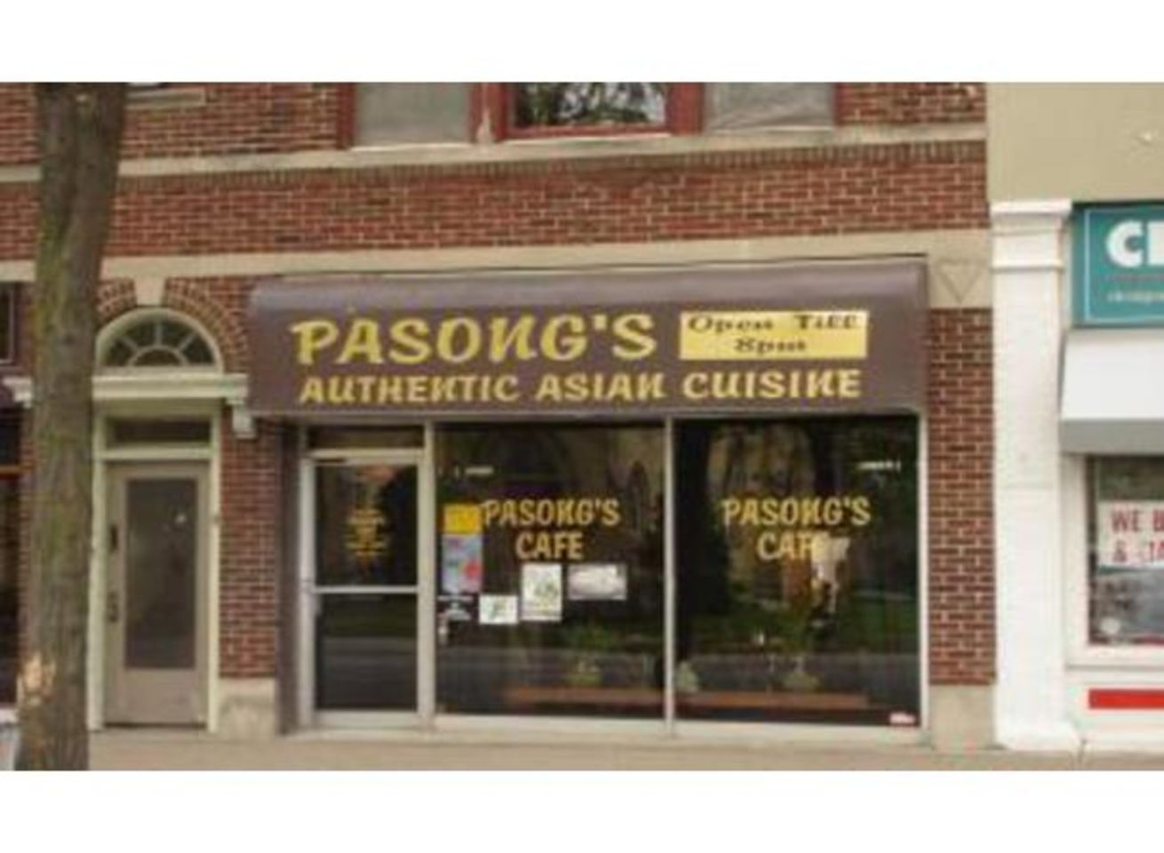 A photo of Pasong's Cafe