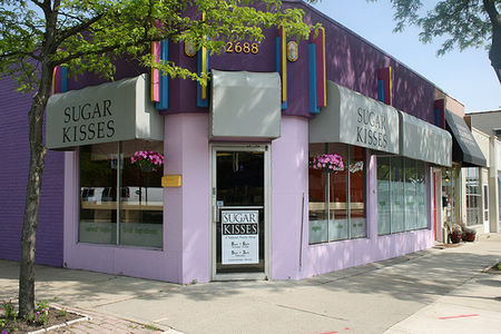 A photo of Sugar Kisses Bakery