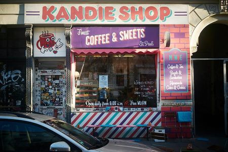 A photo of Kandie Shop