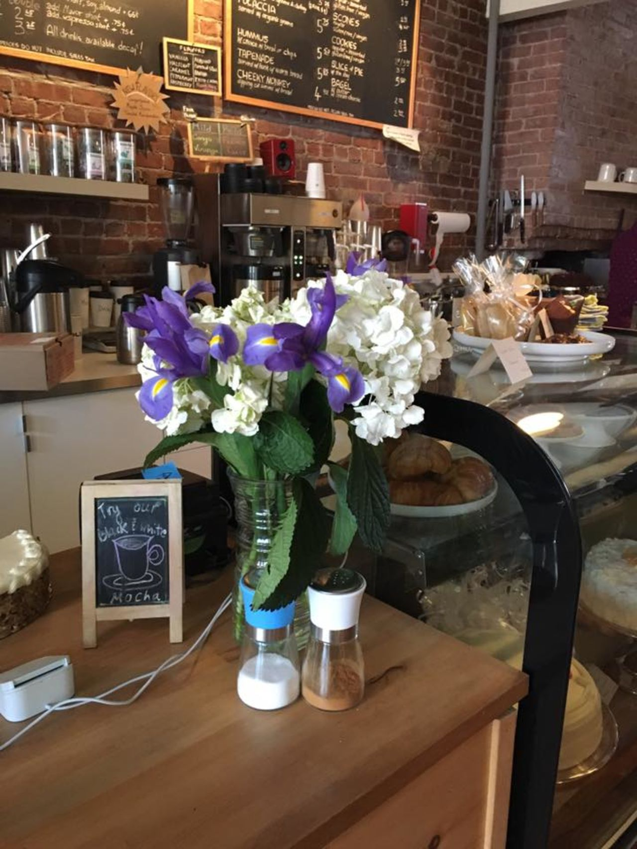 A photo of Muddy Water Coffee & Café