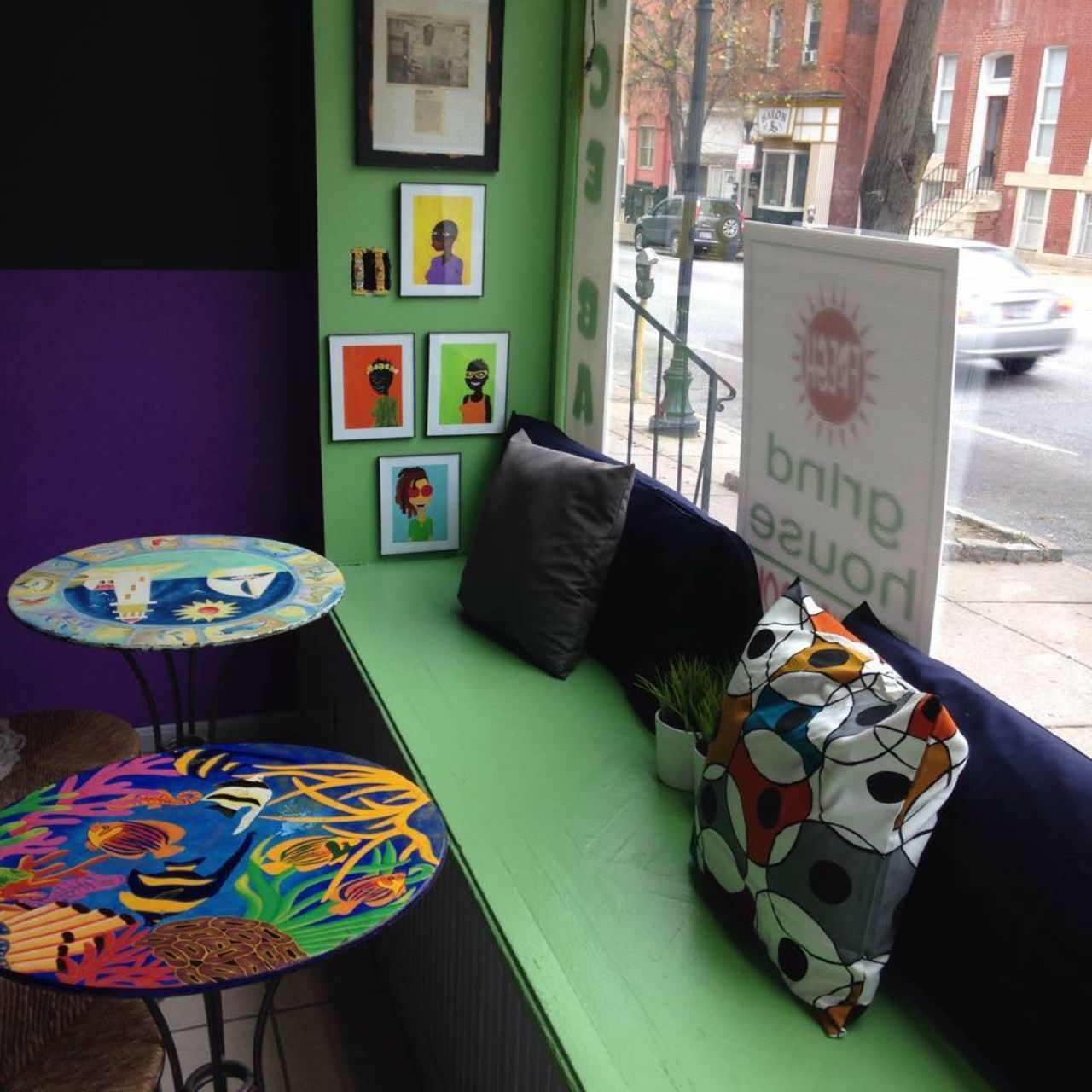 A photo of Grind House Juice Bar